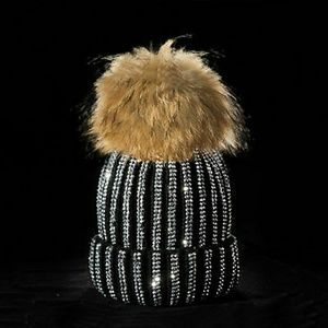 Accessories - 💎 Bling Bling Lux Knit Hat💎